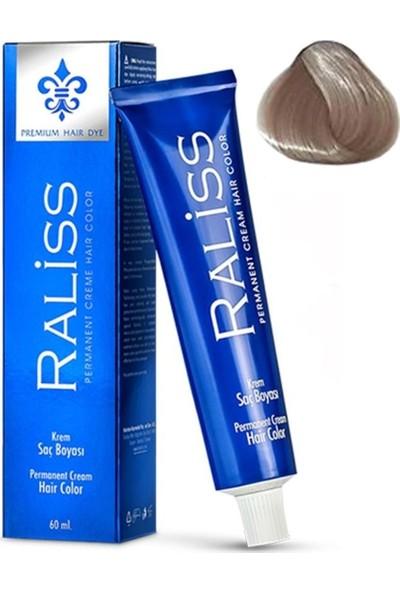 Raliss Saç Boyası 10.1 Açık Sarı Küllü