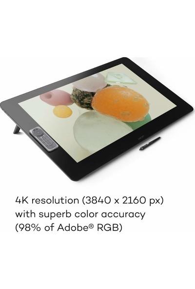 Wacom Cintiq Pro 32 Pen & Touch 4K Grafik Tablet (Yurt Dışından)