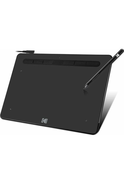 "Kodak Cybertablet F8 8x5"" Grafik Çizim Tableti (Yurt Dışından)"