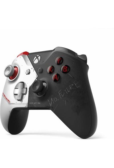 Microsoft Xbox Cyberpunk 2077 Limited Edition Oyun Kumandası (Yurt Dışından)