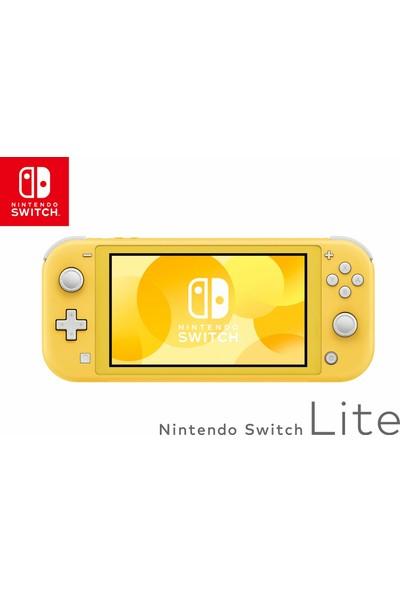 Nintendo Switch Lite Konsol (Yurt Dışından)