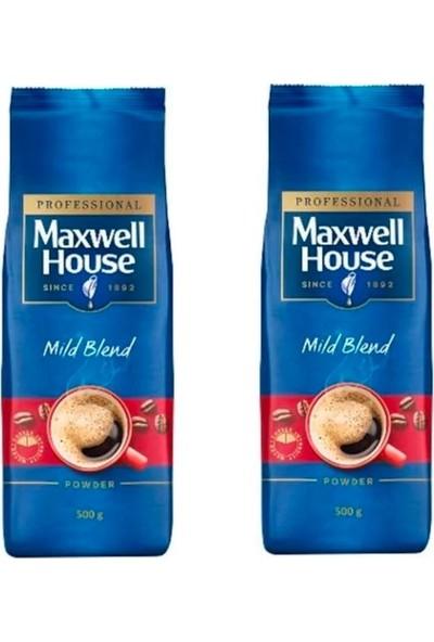 Maxwell House Mild Blend Çözünebilir Klasik Kahve 2 x 500 gr