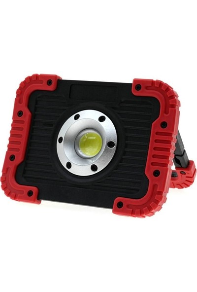 Sezy Projektör El Feneri 750 Lümen Şarjlı ve Powerbanklı