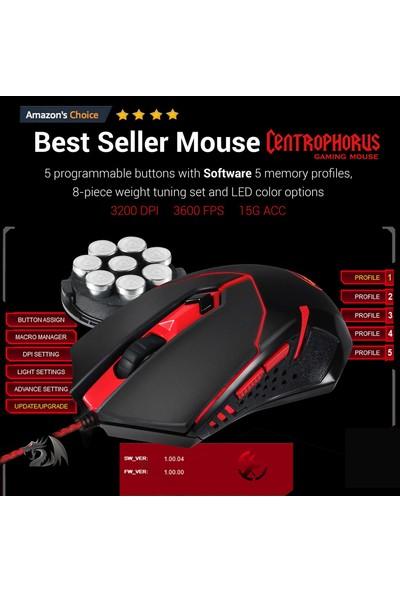 Redragon S101 Rgb Kablolu Oyuncu Klavye Mouse Seti (Yurt Dışından)