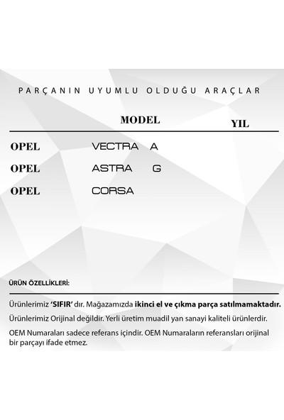 Alpha Auto Part Opel Astra G, Corsa , Vectra A İçin İç Tavan Aydınlatma Lambası