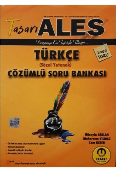 Tasarı Akademi Yayınları 2020 ALES Türkçe Çözümlü Soru Bankası