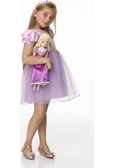 Disney A028 - Disney Prenses Rapunzel Kostüm Ayakkabısı
