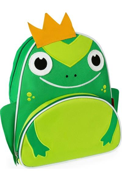 Zoozy Kurbağa Sırt Çantası