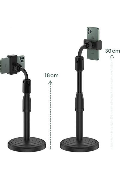 Ally Portatif 360 ° Masaüstü Cep Telefonu Standı - Tutucu AL-33267