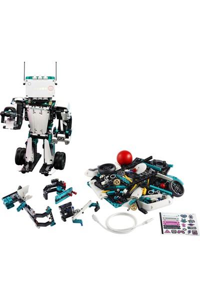 LEGO® MINDSTORMS® Robot Mucidi Çocuklara Yönelik Uzaktan Kumandalı Robotlar İçeren STEM Robotik Seti (949 Parça)