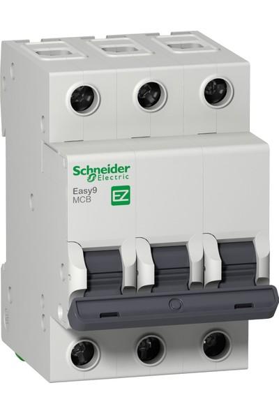 Schneider Electric Schneider 3X40A C Otomat Sigorta 3ka Schneider EZ9F43340