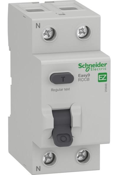 Schneider Electric Schneider 2X40A 300MA Kaçak Akım Rölesi Schneider EZ9R63240