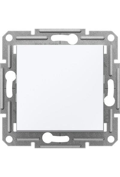 Schneider Electric Schneider Asfora -Anahtar, Çerçevesiz, Beyaz EPH0170121