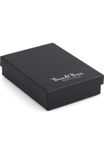 Box&box 925 Ayar Gümüş Yıldız Zirkon Taşlı Kolye