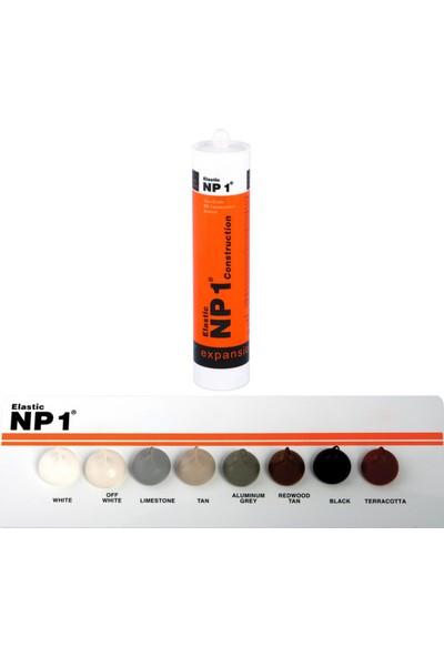 Np1 Ms Polimer Kartuş 290 ml Mastik Elastik Boyanabilir Kızılçam (Redwoodtan