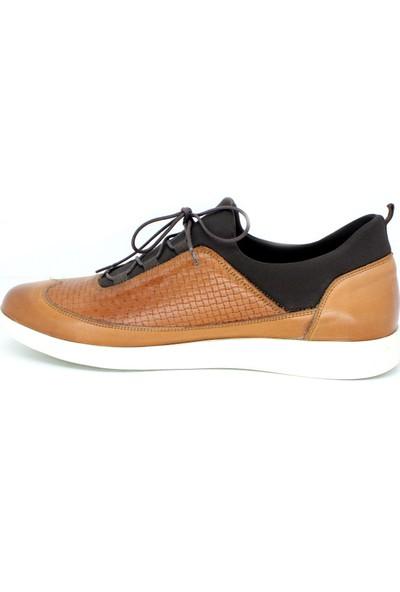 Slope 383566 Erkek Deri Hafif Rahat Günlük Ayakkabı