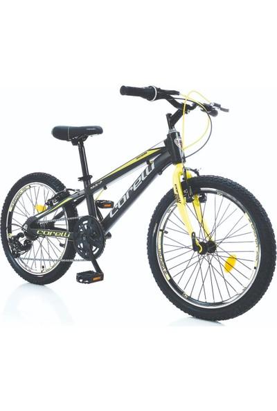 Corelli Rave-Up Aluminium Kadro 7 Vites 20 Jant Çocuk Bisikleti 2021 Model