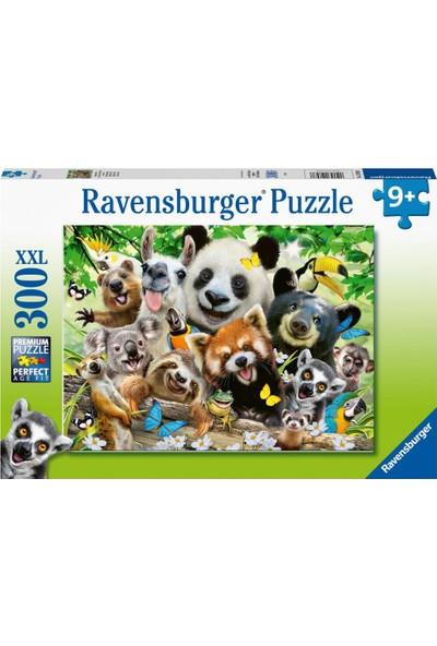 Ravensburger Yaban Hayatı Özçekimi 300 Parça Puzzle