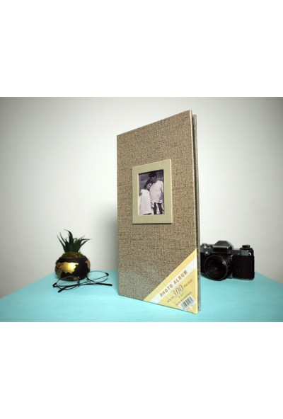 Tual 300'LÜ 10X15 Fotoğraf Albümü