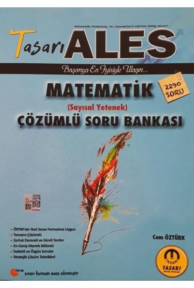 Tasarı Akademi Yayınları 2020 ALES Matematik Çözümlü Soru Bankası