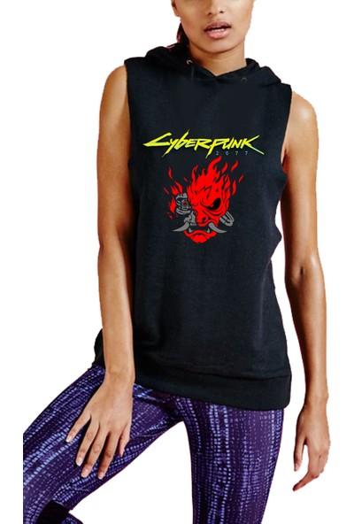 Art T-Shirt Cyberpunk 2077 Unisex Hoodie Sweatshirt