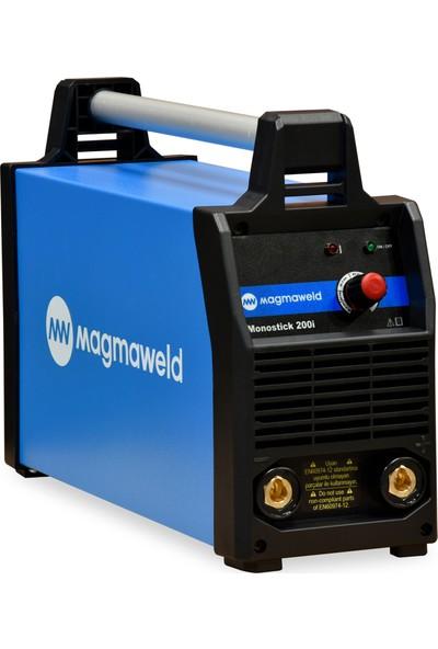 Magmaweld Monostick 200İ Invertör Kaynak Makinesi