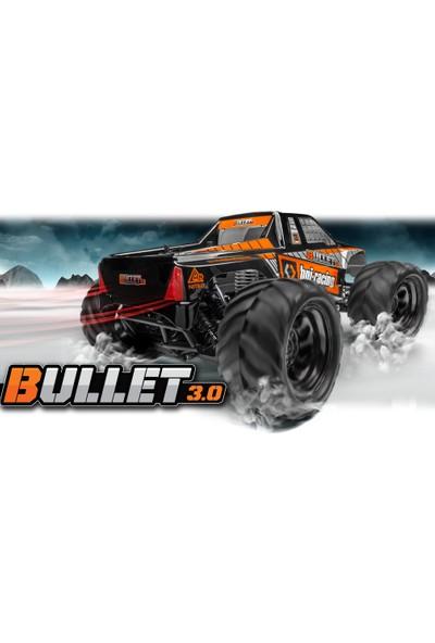 Hpı Racıng Bullet mt 3.0 Nıtro Yakıtlı 1/10 Uzaktan Kumandalı Araba