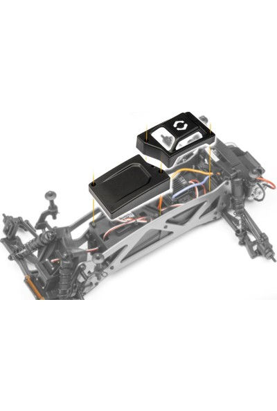 Hpı Racıng Jumpshot mt V2 2WD Off Road 1/10 Elektrikli Uzaktan Kumandalı Araba