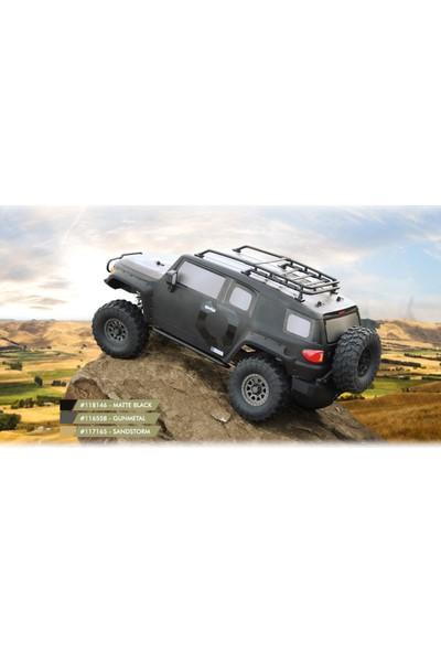 Hpı Racıng Venture Fj Cruıser (Matt Black Edıtıon) 1/10 Elektrikli Uzaktan Kumandalı Araba