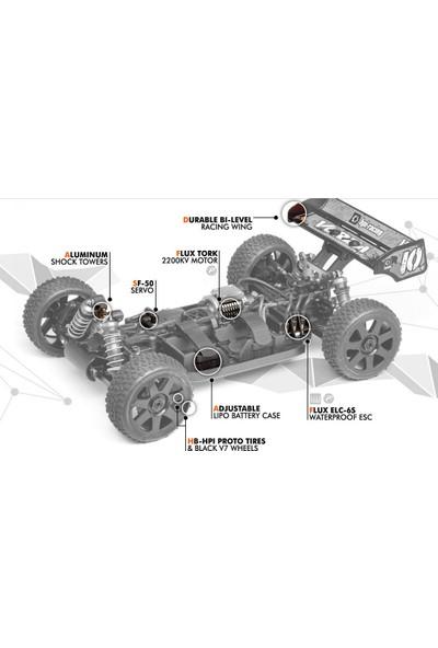 Hpı Racıng Vorza 1/8 Fırçasız Elektrik Motorlu Uzaktan Kumandalı Araba