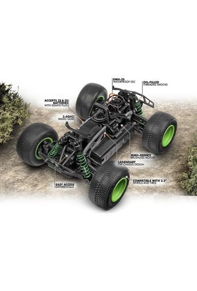 Hpı Racıng Savage Xs Flux Vaughn Gıttın Jr Edıtıon 1/16 Fırçasız Elektrik Motorlu Uzaktan Kumandalı Araba
