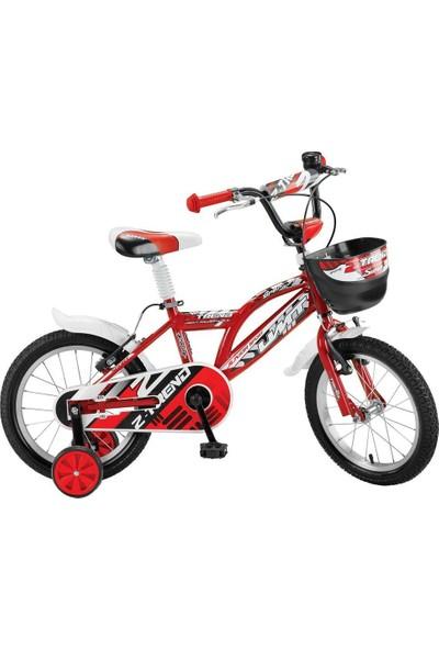 Ümit Bisiklet Ümit Z-Trend 16 Jant Bisiklet KIRMIZI-100480