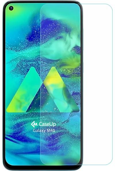 CaseUp Samsung Galaxy M40 CaseUp Ultra İnce Nano Cam