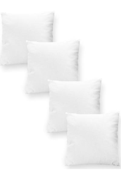 Daisy Home Yastık Içi 4 Lü 45X45 , Yastık Içi