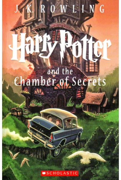 Harry Potter And The Chamber Of Secrets 2 - J. K.. Rowling