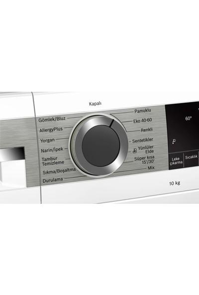 Bosch WGA254X0TR A+++ 10 kg 1400 Devir Çamaşır Makinesi