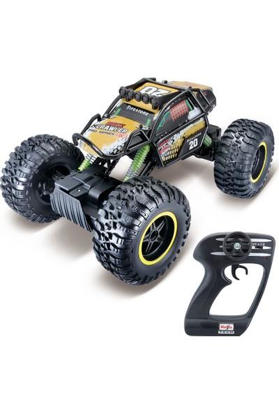 Maisto Rock Crawler Pro Series 4WS Kumandalı Araba 81334