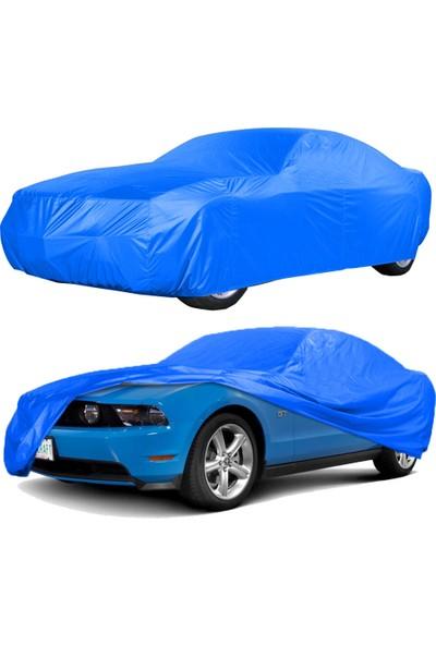 CoverPlus Ford Fusion Sedan Sport Araba Brandası Oto Branda,Araba Çadırı- Mavi