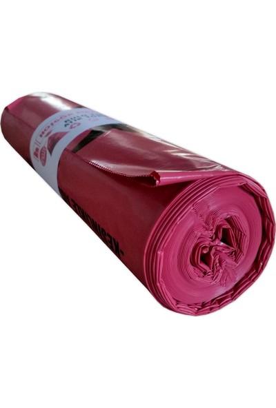 Hoşgör Plastik Tıbbi Atık Torbası Poşeti 72 x 95 cm 100 'lü