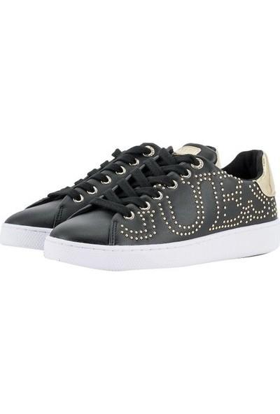 Guess FL7RAZ.ELE12.BLACK Razz/actıve Lady/leather Lıke Kadın Ayakkabı