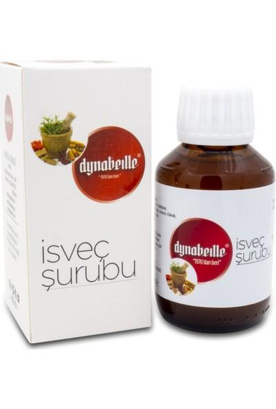 Dynabeille Isveç Şurubu Organik Elma Sirkeli Bitkisel Karışım 100 ml