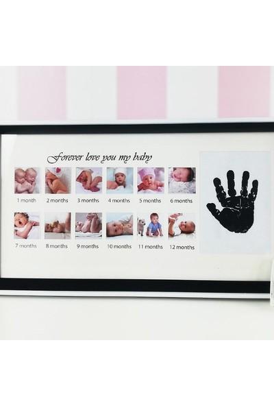 Bun Design Yeni Doğan Bebek Çerçevesi
