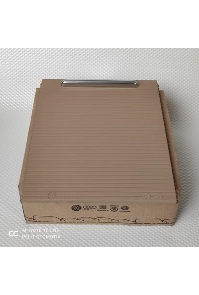OEM Passat B6 / B7 Bardaklık Sürgülü Kapak (Oem) 3C0857503