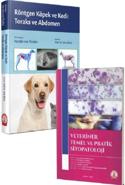 Röntgen Köpek ve Kedi - Veteriner Sitopatoloji 2'li Set - Kerstin Von Pückler