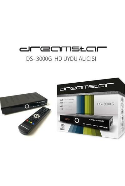 Dreamstar DS-3000G Kasalı Full Hd Uydu Alıcısı 111013