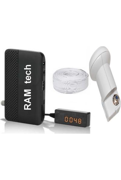 Ramtech Symbol Full Hd Tekli Lnb 25METRE Kablo 111002