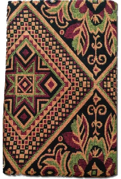 Başaran Tekstil 210 x 345 cm Makine Dokuması Uşak Kilimi