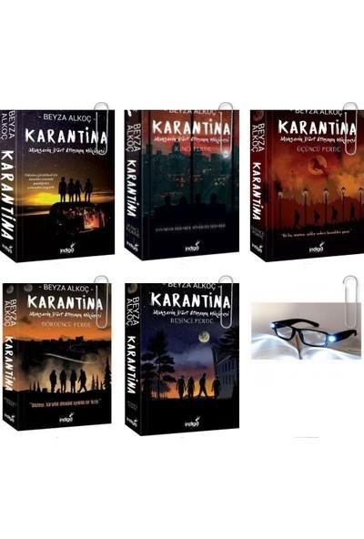 Karantina 1-2-3-4-5 - Beyza Alkoç + Gözlük