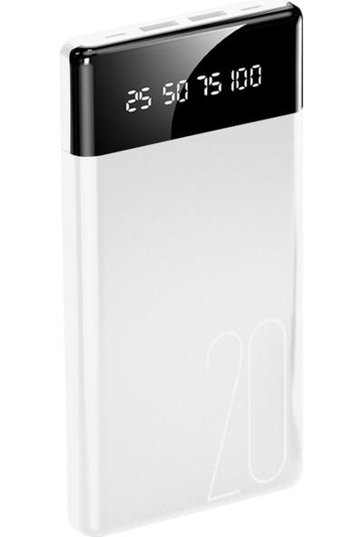 Bood Pw-93 20000 Mah Taşınabilir Sarj Cihazı
