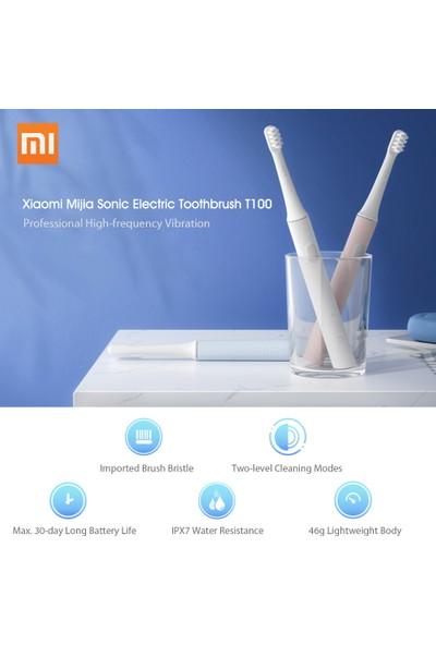 Xiaomi Mijia T100 Sonic Elektrikli Diş Fırçası Yetişkin (Yurt Dışından)